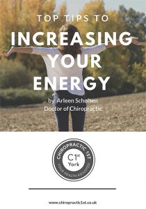 Top tips to increasing your energy